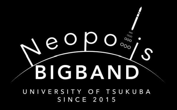 バンドのロゴ